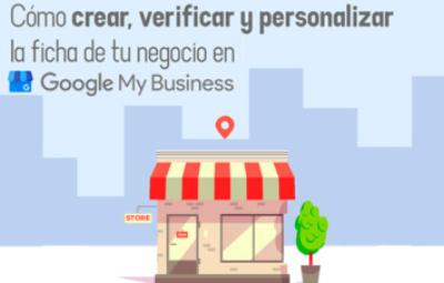 Gestionar ficha Google My Business