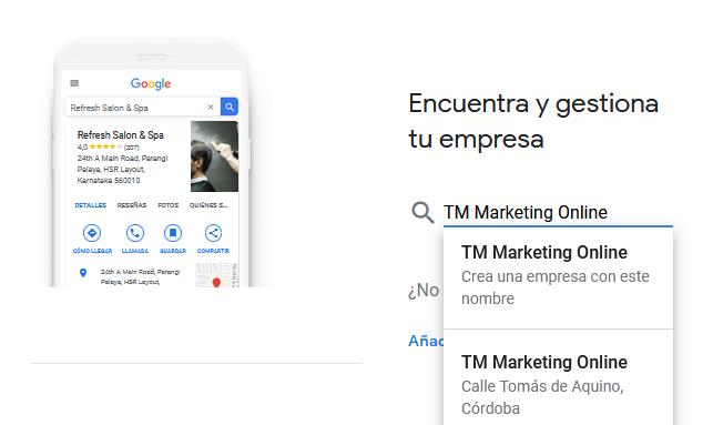 optimizar ficha de Google My Business