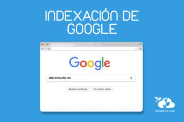 páginas indexadas por Google