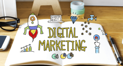Estrategia de marketing digital?