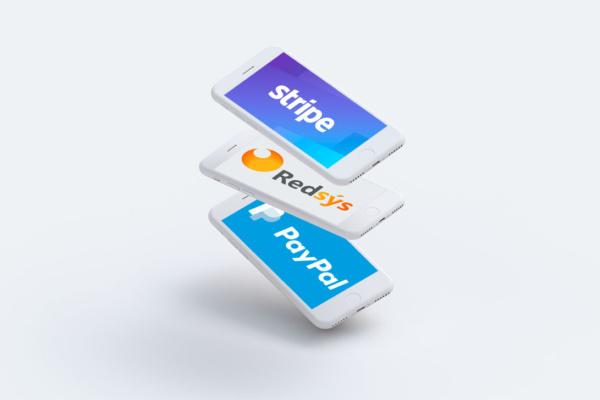 TPV, Paypal o Stripe